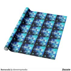 Barracuda Wrapping Paper