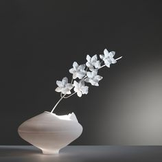 Cymbidium Ming Vase Table Lamp | Jeremy Cole | ..You have grown into a new fragility. ..David Foster Wallace