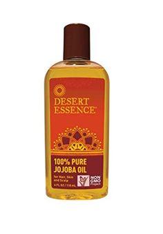 Desert Essence 100% Pure Jojoba Oil, 4-Ounce, Bottle Dese... https://www.amazon.com/dp/B001CMT8DA/ref=cm_sw_r_pi_dp_x_JXX9ybY2G5H8P