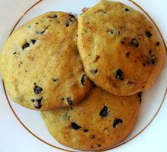 My Culinary Creations: Pumpkin Cookies