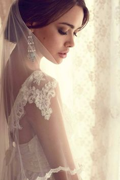 Anna Campbell Gossamer - Made to Measure Collection 2013
