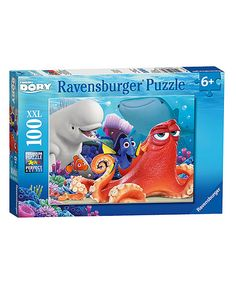Finding Dory 100-Piece Puzzle | zulily