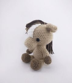 Henry The Horse Amigurumi Pattern