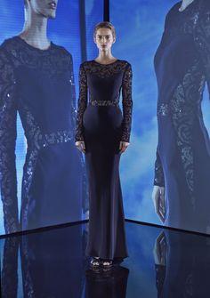 Ines Di Santo Trellis Evening Gown