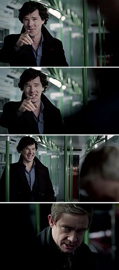 Sherlock: The moment where we are all John.