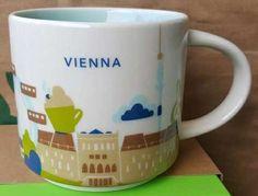 """Vienna - """"You Are Here"""" Starbucks Mug"""