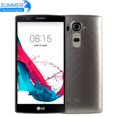 "Original Unlocked LG G4 H815 H810 Hexa Core Cell Phones 5.5"" 3GB RAM 32GB ROM 16MP Leather Cover Refurbished Mobile Phone US $245.00-277.75 /piece To Buy Or See Another Product Click On This Link  http://goo.gl/EuGwiH"
