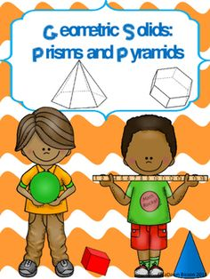 This file contains a printable that allows students to practice counting and locating vertices, faces, and edges on pyramids and prisms.  It is a great resource to use as a test prep or review after teaching the concept.  I use it with my 6th grade math students.