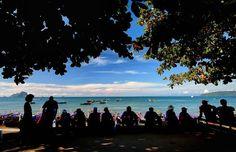 The Boatmen of Aonang