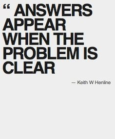 Quote - Keith W. Henline