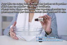 Le sauna facial ou le bain vapeur, nettoie, purifie et hydrate votre peau en même temps et tout ça pour le prix d'une bassine d'eau !  Découvrez l'astuce ici : http://www.comment-economiser.fr/sauna-faciale-maison.html?utm_content=buffer20e31&utm_medium=social&utm_source=pinterest.com&utm_campaign=buffer