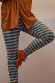 Näh dir deine Leggings selbst! Mit diesem kostenlosen Schnittmuster im Link.