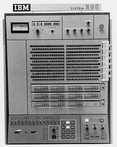 Step into the IBM time machine: Behold, the 50-year-old System/360 mainframe