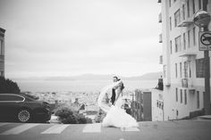 sahar + andrew | flood mansion, san francisco » BrittRene Photo