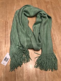 7e371c234a9b4 Plain Solid Scarf Mint Green Very Soft New With Tags #fashion #clothing  #shoes #accessories #womensaccessories #scarveswraps (ebay link)