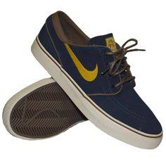 Nike Zoom Stefan Janoski Skateboard Shoe