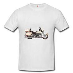 T-Shirt T-shirt harley davidson 2 homme et femme unisex