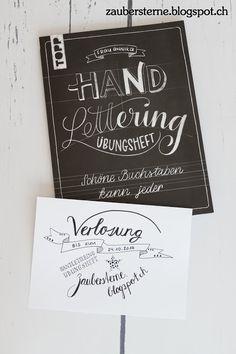 Handlettering Frau Annika