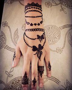 Hena tatuajes