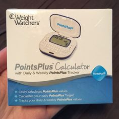 Weight watchers old pointsplus calculator Brand new never opened weight watchers points plus calculator. This does not go with the new program but it is a calculator and it goes with the old program. Weight watchers Accessories