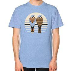 SECOND CHANCE Unisex T-Shirt (on man)