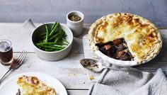 BBC - Food - Recipes : Beef and mustard pie