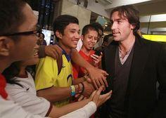 Robert Pires di Jakarta