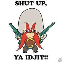 looney tunes quotes | Name: 135155766_yosemite-sam-looney-tunes-cartoon-iron-on-transfer ...
