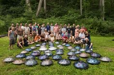 Handpangea: gathering of handpan players and makers.