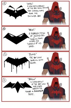 Red Hood Comic, Red Hood Dc, Batman Red Hood, Batman Suit, Comic Character, Character Design, Red Hood Jason Todd, Arte Dc Comics, Batman Comic Art