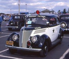 1937 Ford Tudor Police Car. ★。☆。JpM ENTERTAINMENT ☆。★。