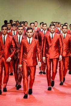 Dolce  Gabbana, spring/summer 2015 menswear. Follow me! Oscar BCN for more fashion inspirations!