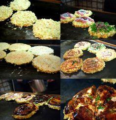 Vegan Okonomiyaki (aka Japanese Vegetable Pancake), As You Like It | the taste space - steam, bake, boil, shake!