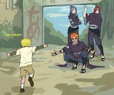 Ideas for funny anime memes naruto art Naruto Kakashi, Naruto Shippuden Sasuke, Anime Naruto, Naruto Fan Art, Naruto Comic, Wallpaper Naruto Shippuden, Naruto Cute, Otaku Anime, Naruto Cosplay