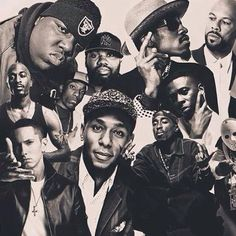 Hip Hop Legends Photo - ShockTribe Streetwear #HipHop #HipHopLegends