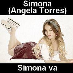 Acordes D Canciones: Simona - Simona va (Angela Torres)