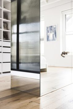 Amee Allsop Mirror Wardrobe, Remodeling 101: Closet Lighting | Remodelista The ideal closet has white walls, white floors, and lots of mirrors so that light bounces around the space. If you want a dark closet, paint it a dark color but be sure to add mirrors, which will maximize the light.