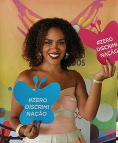 Mariene de Castro na Coletiva do Bloco Os Mascarados