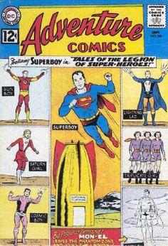 ADVENTURE COMICS NO.300