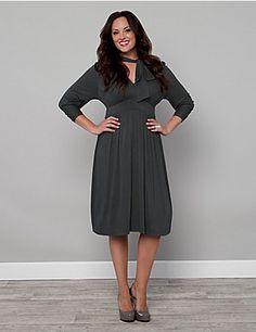 bd7d7d946fe Shop Lane Bryant for comfortably chic plus size casual day dresses in  styles that are uniquely you.