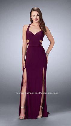 f36c7abcf0e 437 Best La Femme Prom Collection 2017 images   Graduation gowns ...