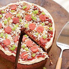 Pizza Cake Wedge   MyRecipes.com