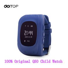 Great Deal $12.99, Buy DOITOP Original Q50 Child Smart Watch Phone Wristwatch Kids GPS/LBS Locator Watch SOS Call Position Tracker Child Safe Monitor