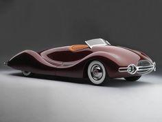 Belos Automóveis Antigos by Daniel Alho / 1948 Buick Streamliner
