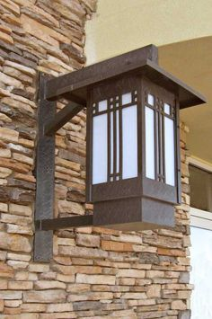 Custom Outdoor Lantern Lighting Modern Craftsman Decorcraftsman Styleoutdoor