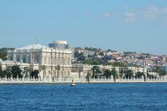 Istanbul Bosphorus Dolmahbahce