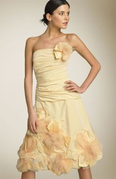 I've been wishing for years for a legitimate reason to buy this dress.