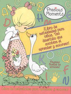 Revistas de manualidades Gratis: Moldes de preciosos momentos