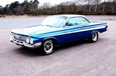 1961 Chevy Impala Maintenance/restoration of old/vintage vehicles: the material for new cogs/casters/gears/pads could be cast polyamide which I (Cast polyamide) can produce. My contact: tatjana.alic@windowslive.com