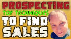 Sales Prospecting Techniques - Best Places to Prospect for Network Marketing Sales Prospecting, Taking Pictures, Marketing, My Love, Places, Youtube, Youtubers, Youtube Movies, Lugares